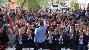 Arslan ; Buca İzmir'in en borçlu Belediyesi