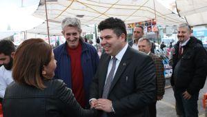 CHP'li Kılıç İyi Tarım Projesini anlattı