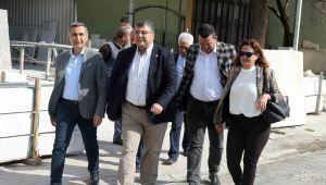CHP'li Sındır, 'Emeğin kenti 5 yıl sonra yeniden emin ellere geçecek!'