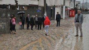 Cizre'de sel felaketinin bilançosu ağır oldu