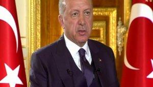 """Cumhurbaşkanı Erdoğan: """"Dövize yönelik manipülatif bazı dayatmalar var"""""""
