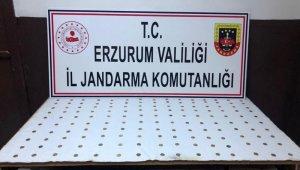Erzurum'da ele geçirildi: Venedik dönemine ait