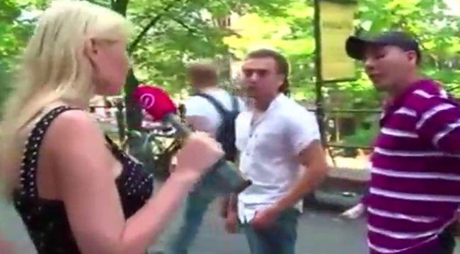Gökmen Tanış'ın bir muhabiri taciz ettiği video ortaya çıktı