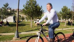 İduğ, 'Bornova 'bisiklet dostu' olacak'