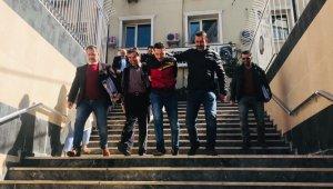 İş adamlarını hedef alan gaspçılar yakalandı