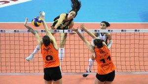 Kupa Volley'de şampiyon Eczacıbaşı VitrA