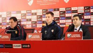 """Moldovalı oyuncu Posmac, """"Elimizden geleni yapacağız"""""""