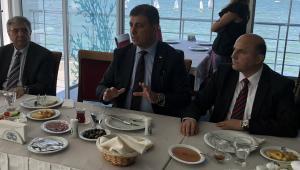 Projelerini Anlatan Tugay; Örnekköy'e Stadyum Yapılmayacak
