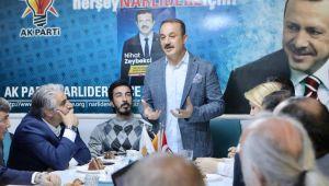 Şengül: 'Kararsız CHP seçmeni, her geçen gün bize yakınlaşıyor'