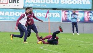 Trabzonspor'da sakatlar iyileşiyor