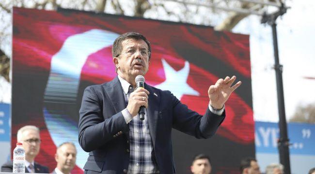 Zeybekçi; İzmir varlık içinde yokluk çekiyor