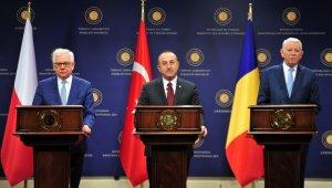 ''Özellikle bu bölgedeki ülkelere yardım etme konusunda kararlıyız''