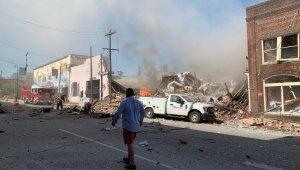 ABD'de kafede patlama: 1 ölü, 15 yaralı