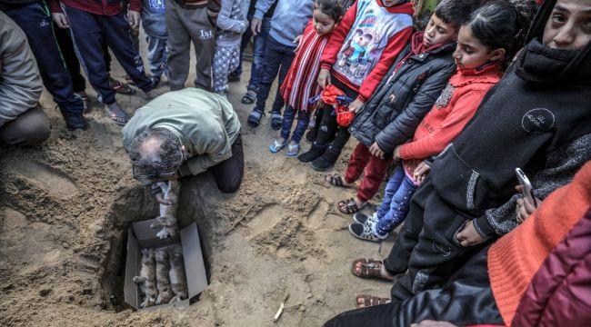 Ablukayı kaldıramayan Gazze Hayvanat Bahçesi boşaltıldı