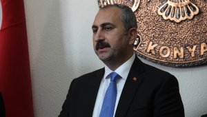 Adalet Bakanı Gül, 35. Noteri ziyaret etti