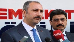 """Adalet Bakanı Gül: """"Millet iradesini ortaya koymuştur"""""""