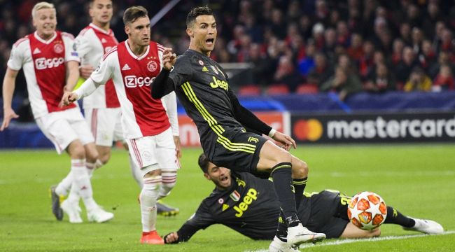Ajax ile Juventus yenişemedi