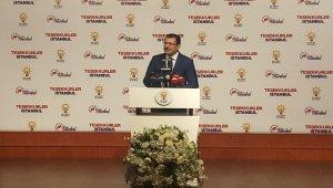 """AK Parti Genel Başkan Yardımcısı Yavuz : """"Fark 14 binlere inmiş bulunuyor"""""""