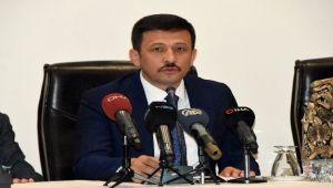 AK Parti'li Dağ: 'CHP'nin mazeret hakkı yok'