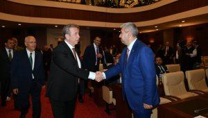 Ankara Büyükşehir Belediye Meclisi toplandı