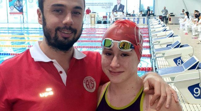 Antalyasporlu Ecenur Ceylan Milli Takım'da