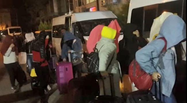 Artvin'de fuhuş operasyonu: 70 kadına gözaltı