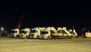 """Atatürk Havalimanı'nda """"taşınma"""" hareketliliği yeniden başladı"""