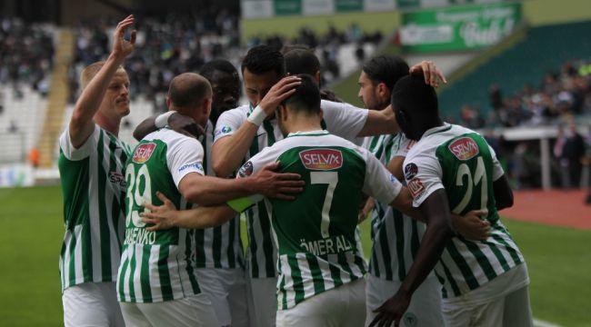 Atiker Konyaspor, Demir Grup Sivasspor ile yenişemedi