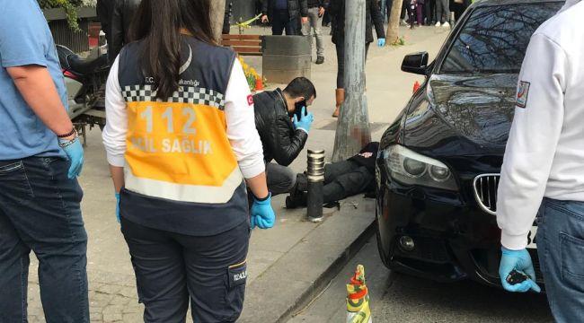 Bağdat Caddesi'nde cinayet