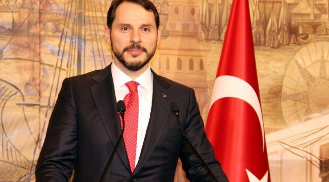 Bakan Albayrak,'2019 Yapısal Dönüşüm Adımları'nı açıkladı