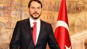 Bakan Albayrak'tan finans merkezi açıklaması