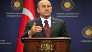 Bakan Çavuşoğlu Basra'da