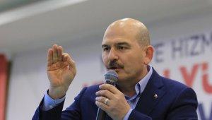 Bakan Soylu'dan Türk Polis Teşkilatı için mesaj