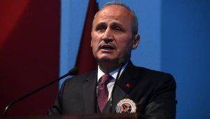 """Bakan Turhan açıkladı: """"Avrasya Tüneli ile... """""""