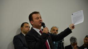 Başkan Aksoy İşçilerin Haklarını Koruma Yolunda İlk Adımını Attı