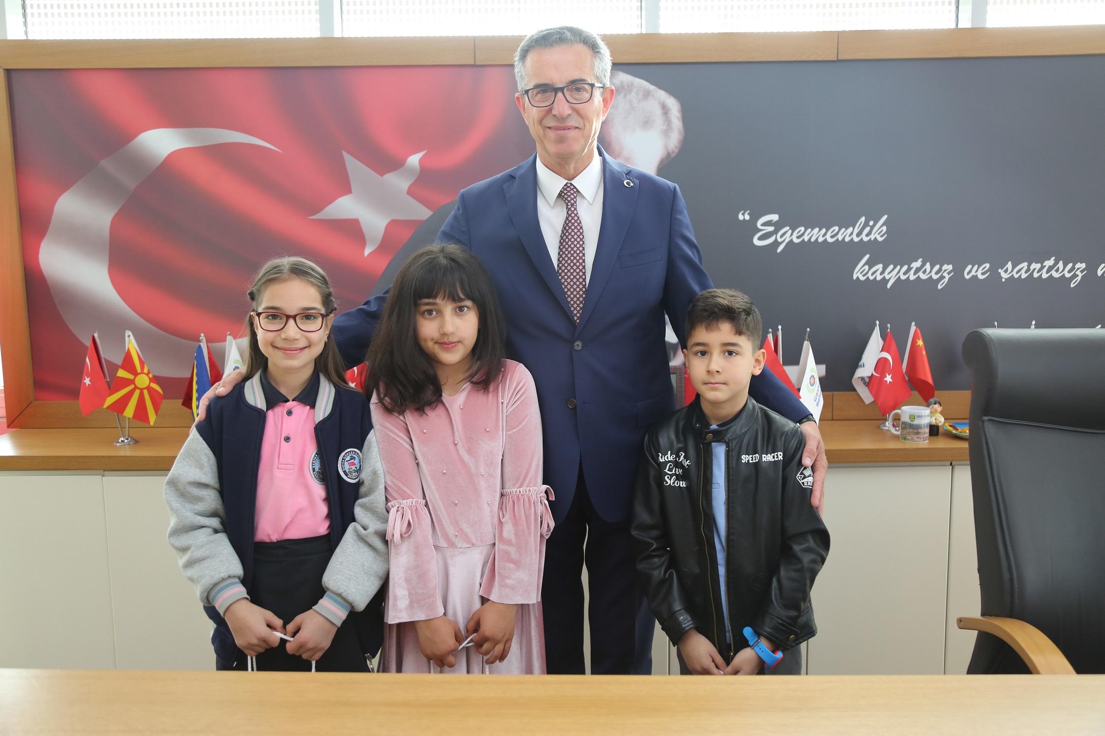 Başkan Halil Arda: 'Mesajlarınızı aldık, çok çalışacağız'