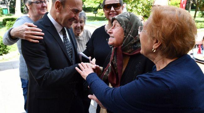 Başkan Soyer, Köy Enstitüleri Aydınlanma Onur Ödülü Töreni'ne katıldı