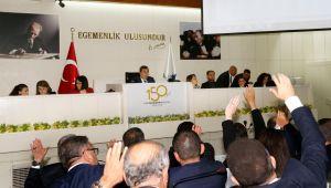 Batur İlk Meclis toplantısını yaptı. Yeni komisyonlar belli oldu