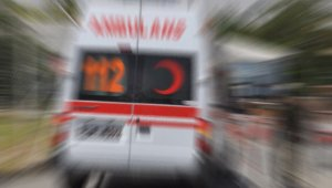 Belediye otobüsü devrildi: 25 yaralı