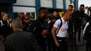 Beşiktaş, Çaykur Rizespor maçı için Trabzon'a geldi
