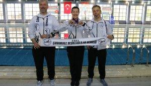 Birgül Erken Türkiye Şampiyonu oldu