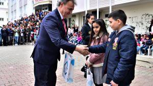 Bornova'da 23 Nisan heyecanı
