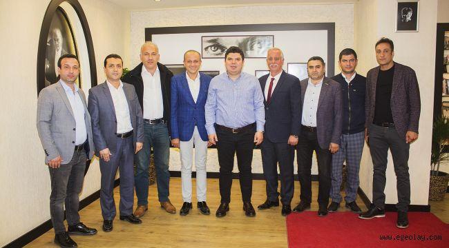 Buca Belediye Başkanı Erhan Kılıç:'Esnaf Namusumuzdur'