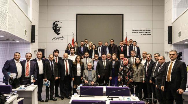 Buca Belediye meclisi Kılıç başkanlığında toplandı