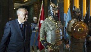Burkina Faso Cumhurbaşkanı Kabore Ankara'da