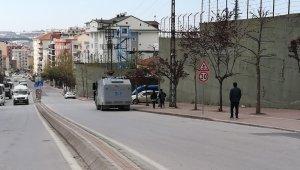 Cezaevi önünde toplanan göstericilere polis müdahalesi: 16 gözaltı