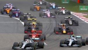 Çin'de zafer Lewis Hamilton'ın