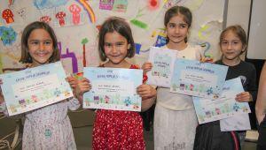 Çocuklar 'yeşil' İzmir istiyor