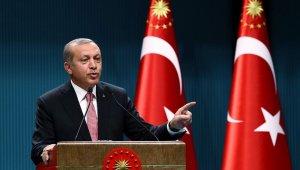 Cumhurbaşkanı Erdoğan AK Parti Genel Merkezinde