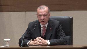 Cumhurbaşkanı Erdoğan Avrupa Şampiyonu Akgül'ü tebrik etti